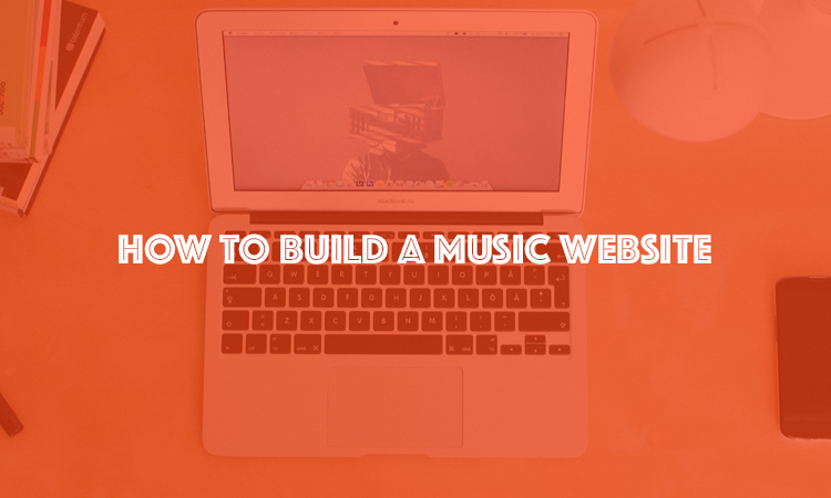 how to build your own blog website